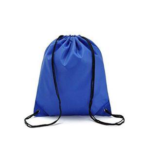 /pliante ext/érieure de voyage en nylon Pochette /étanche 3/pcs Rouge Panlom/® Petit sac de rangement avec cordon/