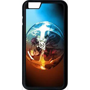 coque apple iphone 6 plus naruto et sasuke
