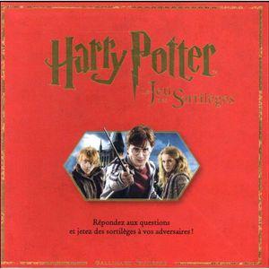 LIVRE 0-3 ANS ÉVEIL Livre - Harry Potter ; le jeu des sortilèges