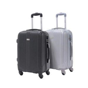 SET DE VALISES Set de 2 Bagages Cabines 55cm - ALISTAIR Airo - AB