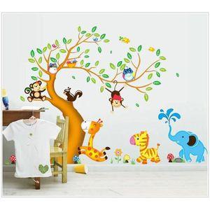 STICKERS Sticker Décoration murale Salon Chambre Enfants-An