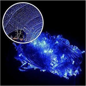 GUIRLANDE D'EXTÉRIEUR Guirlandes LED Lumières 100M 600 LEDs avec 8 Modes