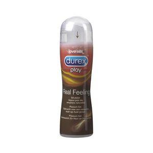 LUBRIFIANT Playgel Real Feeling Durex - 50 ml