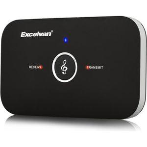 Récepteur audio Excelvan RT-B6 2-en-1 Bluetooth Émetteur et Récept