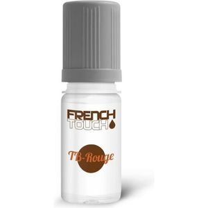 LIQUIDE E-liquide French Touch TB-Rouge 10ml / 6mg