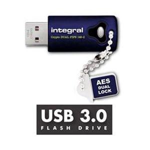CLÉ USB INTEGRAL Clé USB CRYPTO - 8GB - 3.0