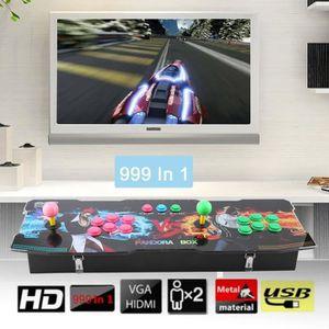 MANETTE JEUX VIDÉO Pandora's box 999 en 1 TV Jamma Arcade Jeux Vidéo