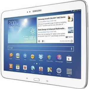 TABLETTE TACTILE galaxy tab 3 10.1 32gb blanche
