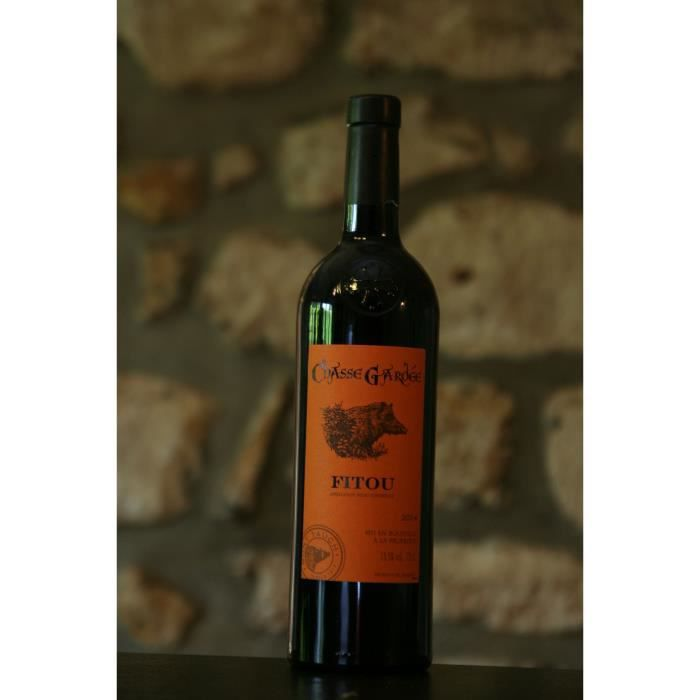 Vin rouge, Chasse Gardee Mont Tauch 2014 Rouge