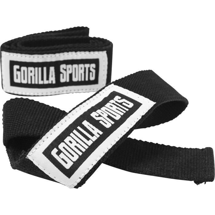 Sangles de Levage Gorilla Sports - lifting straps
