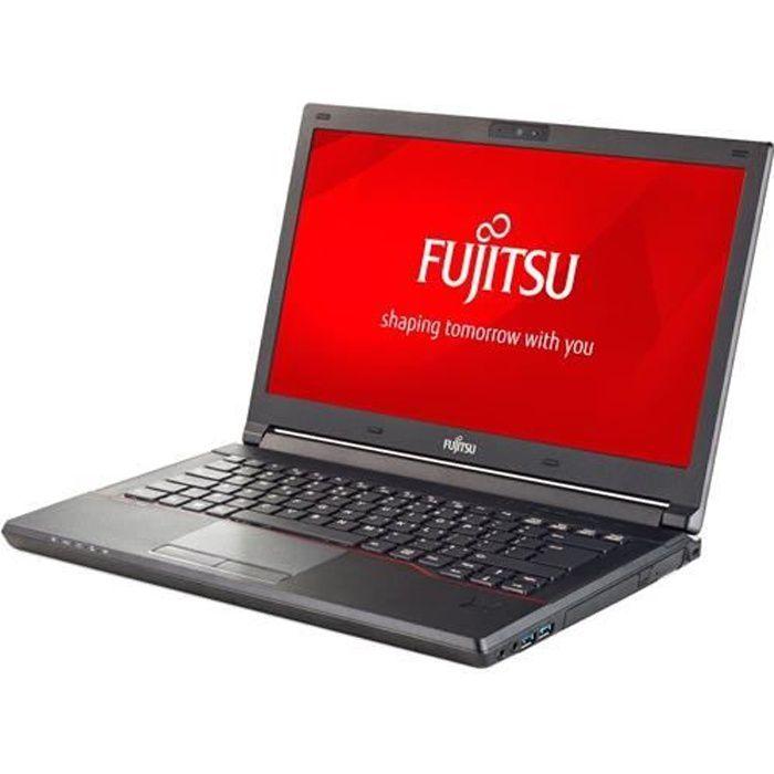 FUJITSU Lifebook E544 - i5 2.7Ghz 4Go 500Go WIFI W10