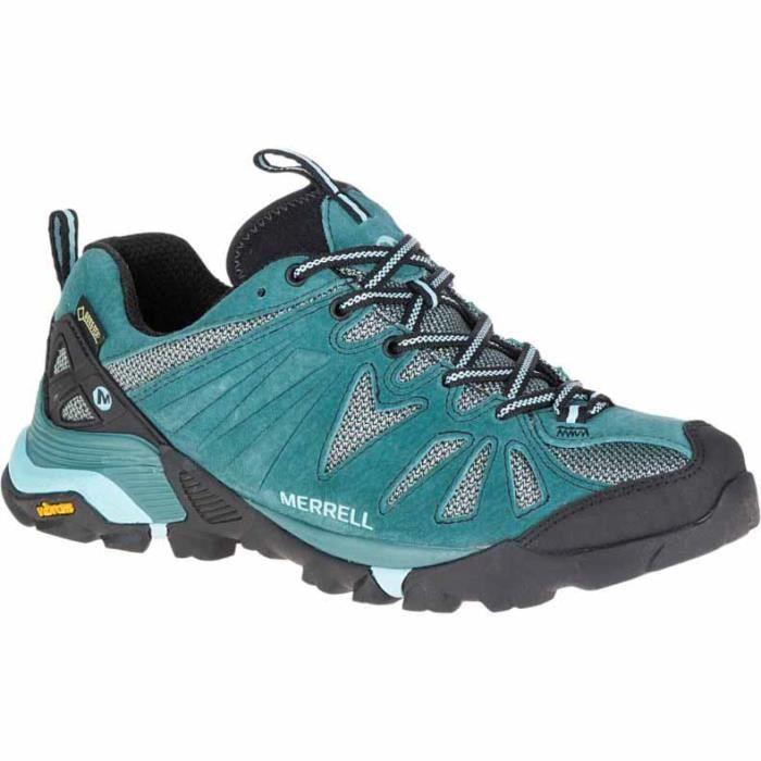 Chaussures femme Randonnée Merrell Capra Goretex