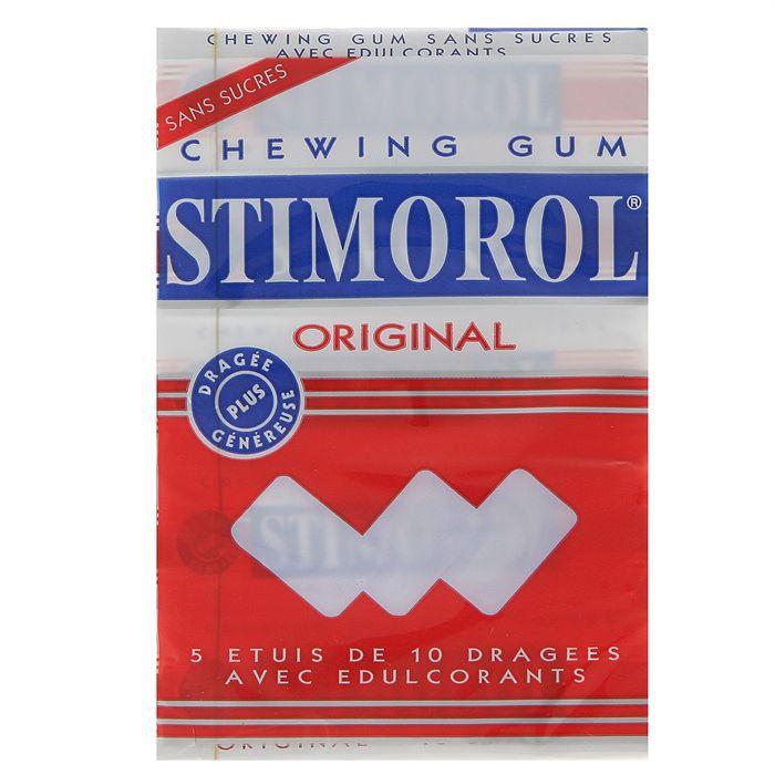 Chewing gum 70 g Stimorol