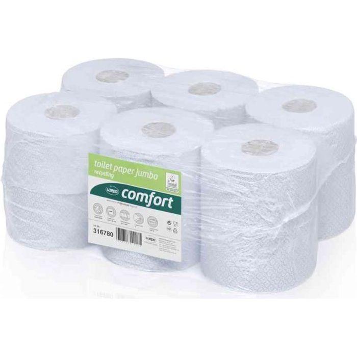 Papier toilette en grands rouleaux Comfort 320 T,