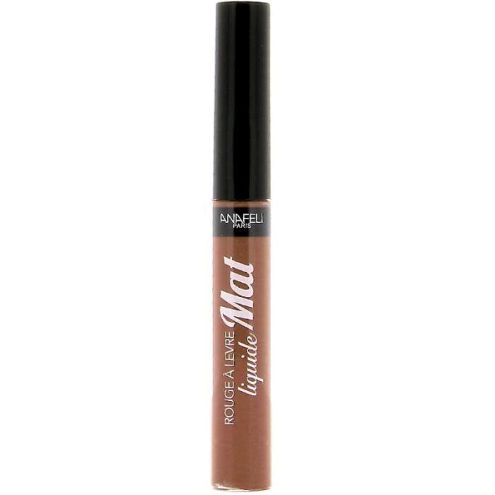 Anafeli Rouge à Lèvres Liquide Mat 08 7 Ml Pastel