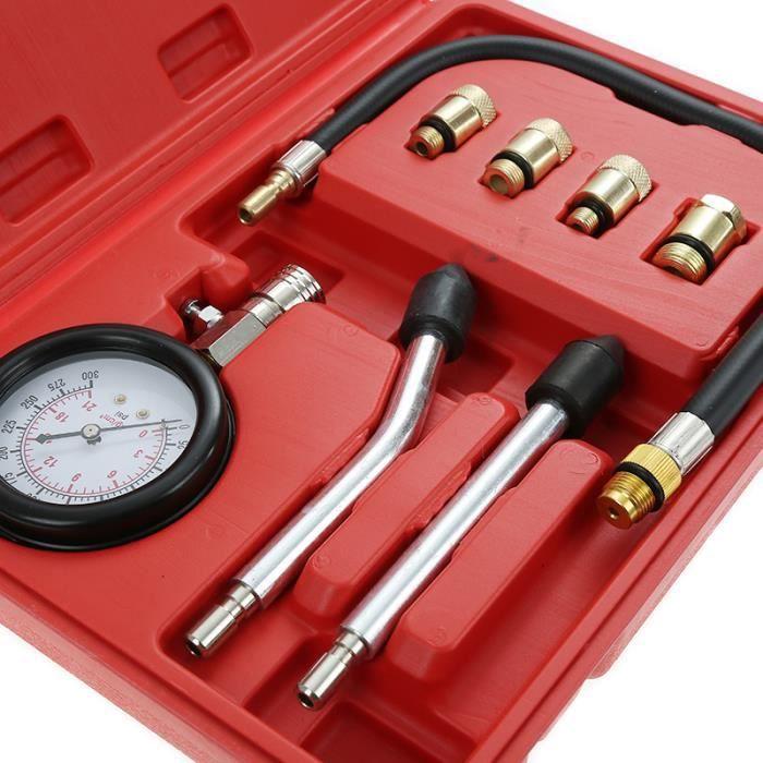 TESTEUR ÉLECTRIQUE OUI-Kit testeur de compression compressiomètre pou