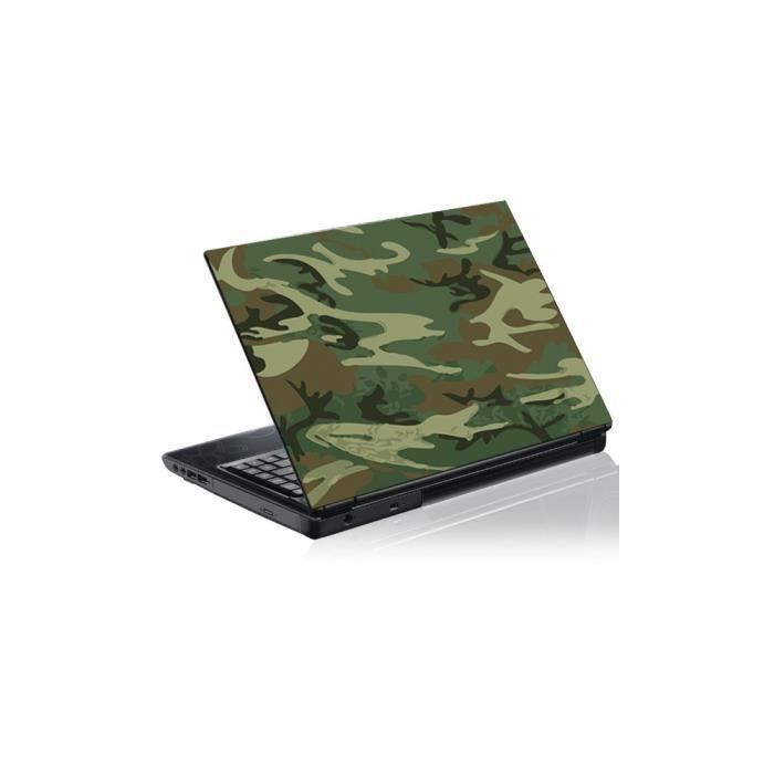 Stickers Pc Camouflage Ref Pc089 Achat Vente Stickers