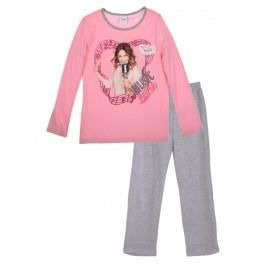 pyjama violetta 12 ans haut rose achat vente pyjama. Black Bedroom Furniture Sets. Home Design Ideas