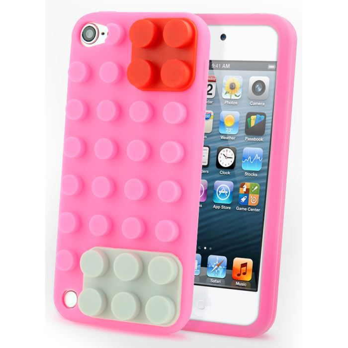 coque ipod touch 5 block case rose coque mp3 mp4 avis. Black Bedroom Furniture Sets. Home Design Ideas