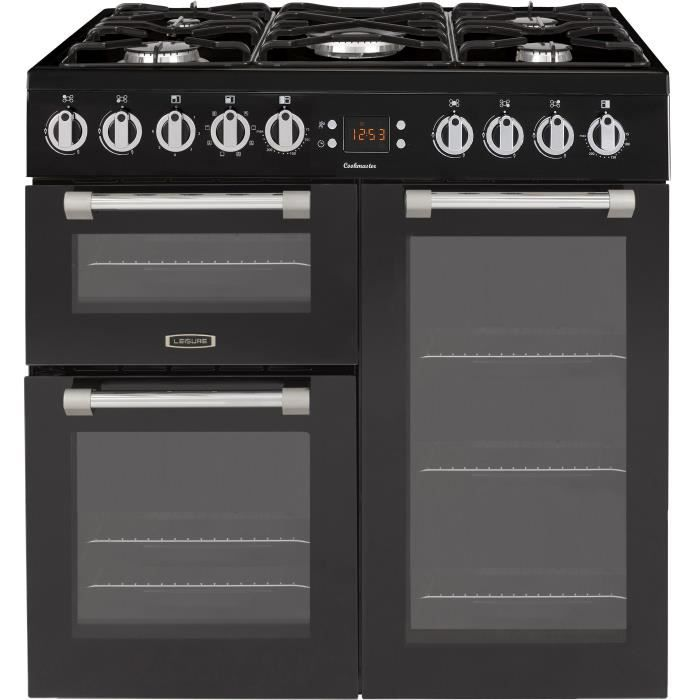 LEISURE CK90F320KG-Piano de cuisson table gaz-5 foyers-5,5kWh ...