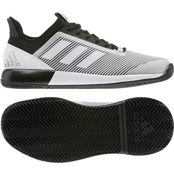 Chaussures de tennis femme adidas Defiant Bounce 2.0 - Cdiscount Sport