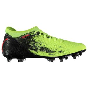 official photos 1b553 7910d ... CHAUSSURES DE FOOTBALL Puma Homme Future 18.4 Chaussures De Foot Sol  Dur. ‹›
