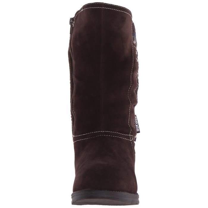 Stacy Stripped Winter Boot S4LVW Taille-37