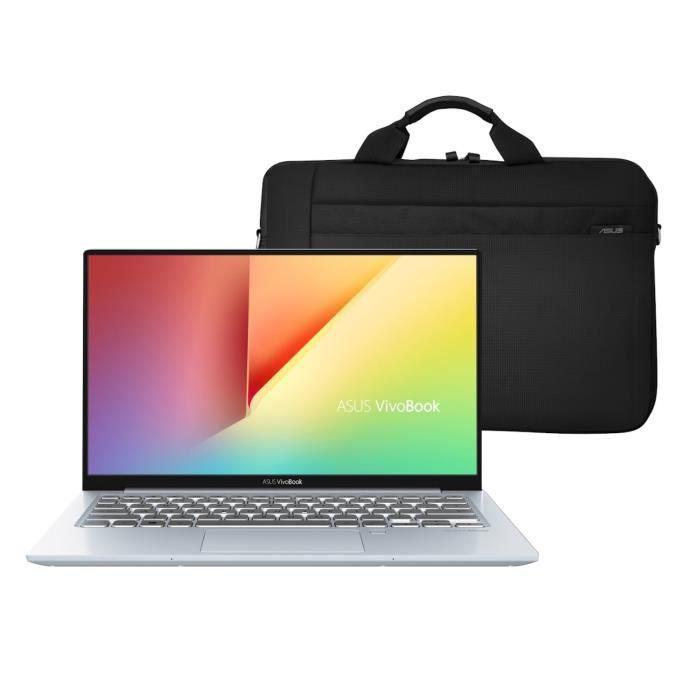 Ordinateur portable Asus Vivobook S330fa Ey041t 13'' Fhd i7 8565U Ram 8Go stockage 256Go Ssd Windows 10 Fingerprint +sacoche
