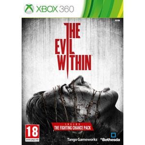 JEUX XBOX 360 The Evil Within Jeu XBOX 360