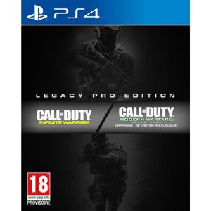JEU PS4 Call of Duty: Infinite Warfare Edition Legacy Pro