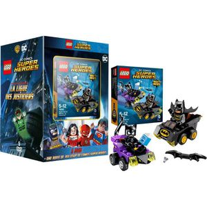 DVD DESSIN ANIMÉ DVD Coffret LEGO DC Comics Super Heroes : LEGO Bat
