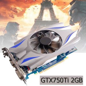 CARTE GRAPHIQUE INTERNE Carte graphique GeForce® GTX750Ti 2GB DDR5