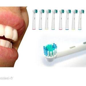BROSSETTE 12 brossettes Precision Clean Oral B Générique