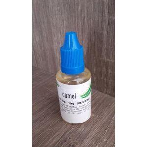 LIQUIDE E-liquide 30ml - saveur CAMEL TABAC BLOND (Desert