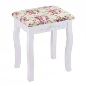 Perfect cool coiffeuse tabouret de coiffeuse meuble de for Maison du monde gironde