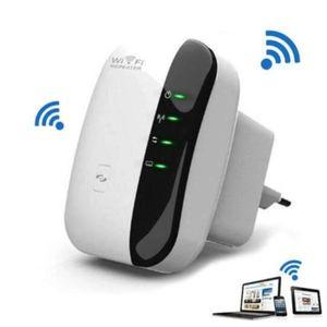 REPETEUR DE SIGNAL Amplificateur WiFi Repeteur Booster de signal sans
