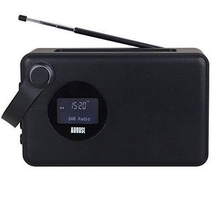 RADIO CD CASSETTE Radio Fm RNT/DAB+ Portable – August MB415 – Poste
