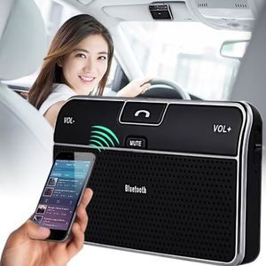 KIT BLUETOOTH TÉLÉPHONE Kit mains libres Bluetooth pare-soleil voiture mai