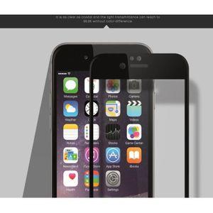 SONWO iPhone 6 Plus//iPhone 6S Plus Verre Tremp/é Anti Rayures 2-Pi/èces Vitre Tempered Protecteur pour Apple iPhone 6 Plus//iPhone 6S Plus