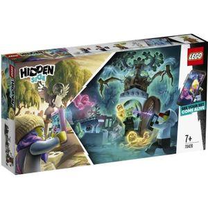 ASSEMBLAGE CONSTRUCTION LEGO® Hidden Side™ 70420 Le cimetière mystérieux