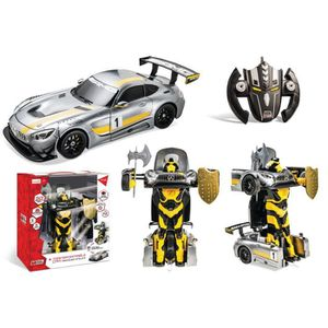 "VOITURE - CAMION SKU PERE MONDO Mercedes Amg Gt3 ""Transfo"" R/C 1:14"