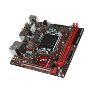 CARTE MÈRE MSI H270I GAMING PRO AC Carte-mère mini ITX Socket