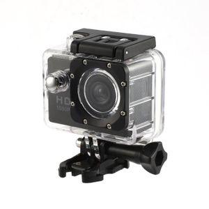 CAMÉRA SPORT HD Sports Action caméra imperméable à l'eau Full H