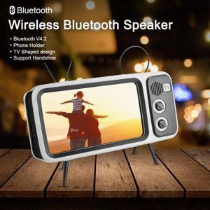 ENCEINTE NOMADE Haut parleur Bluetooth sans fil rétro portable pre