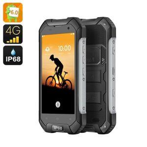 SMARTPHONE Smartphone 4G débloqué incassable Etanche Ip68 Gor