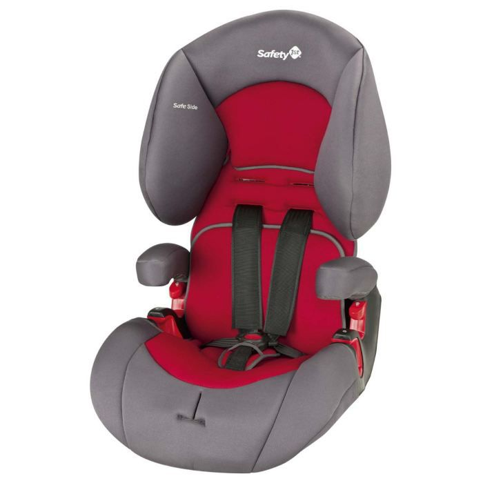Safety 1st tri safe gr 1 2 3 rouge achat vente for Rehausseur haut auto