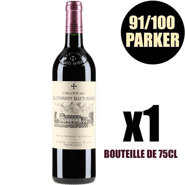 X1 Château La Mission Haut-Brion 1999 75 cl AOC Pessac-Léognan Grand Cru Classé Vin Rouge