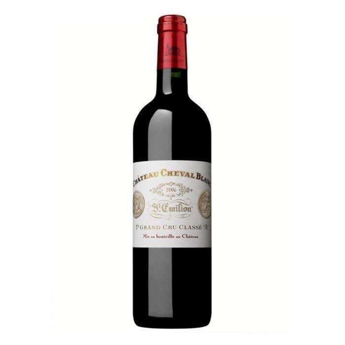 Château Cheval Blanc - Saint-Emilion Grand Cru 2012 1er Grand Cru Classé A 6 x Bouteille (75 cl)