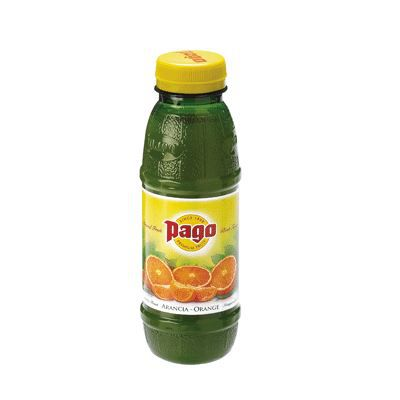 Pack de 12 bouteilles de Jus d'orange 33cl Orange