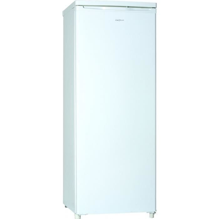 Refrigerateurs 1 porte CALIFORNIA DL 129 N 1 Blanc